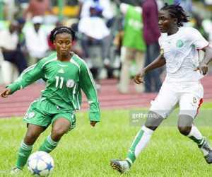 We Drank Garri Before Matches - Former Falcons Star Vera Okolo